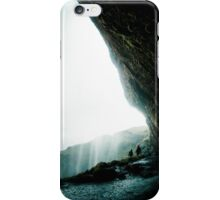 Cave Waterfall iPhone Case/Skin