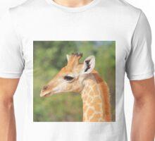 Giraffe Baby - Profile of new Life Unisex T-Shirt