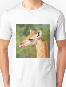 Giraffe Baby - Profile of new Life T-Shirt