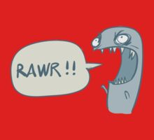 RAWR!! Kids Clothes