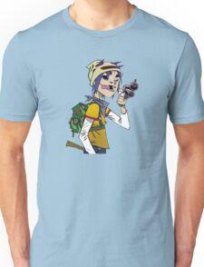 Gorillaz - 2-D Unisex T-Shirt