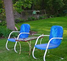 Antique chairs by Michesweets