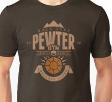 Pewter Gym Unisex T-Shirt