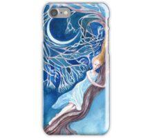Tree spirit. iPhone Case/Skin