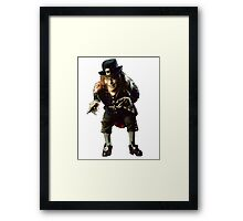 Leprechaun Framed Print