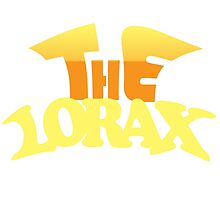 The Lorax by HomicidalHugz