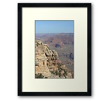 Mather Point Framed Print