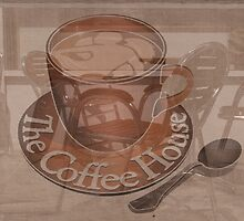Coffee Cup and Saucer Design by EricHands