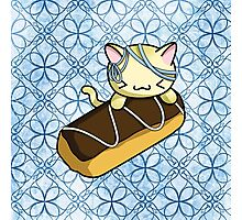 Eclair Kitty Photographic Print