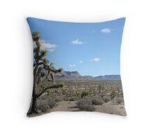 Grand Wash Cliffs, AZ Throw Pillow