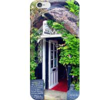 English Teashop iPhone Case/Skin