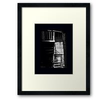 urbspce6 (day&night) Framed Print