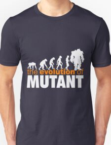 The Evolution of Mutant T-Shirt