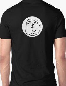 Hehenomonoheji Face - Nindogs Unisex T-Shirt