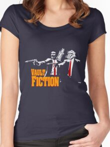 Vault Fiction Women's Fitted Scoop T-Shirt