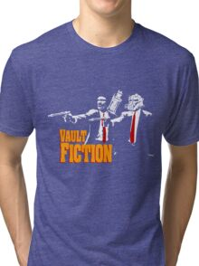 Vault Fiction Tri-blend T-Shirt