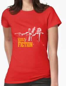 Vault Fiction Womens Fitted T-Shirt