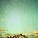 Sydney Harbour Bridge by Jackie Cooper