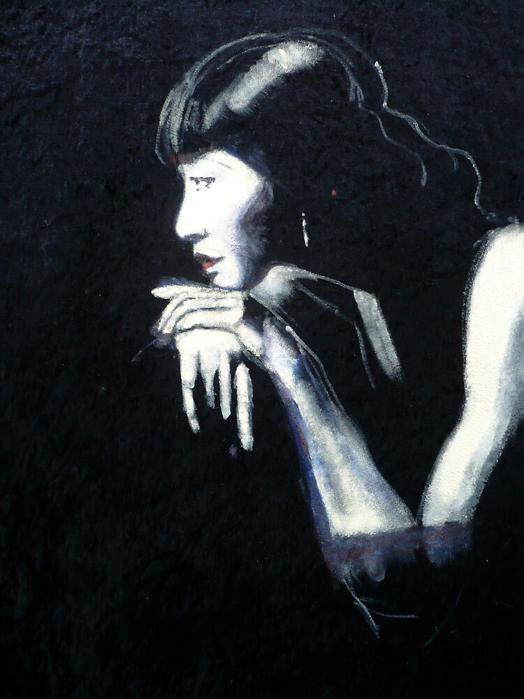 Anna May Wong by Hannahmercedes