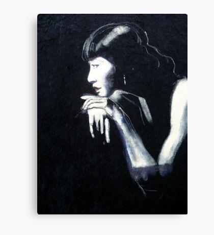 Anna May Wong Canvas Print