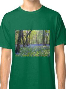 Beautiful bluebells Classic T-Shirt