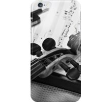 Tango in Black iPhone Case/Skin