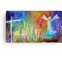 Praise Him by Gretchen Smith Canvas Print