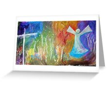 Praise Him by Gretchen Smith Greeting Card