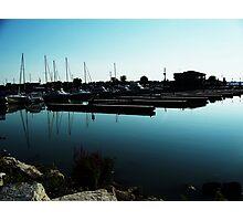les mers calmes Photographic Print
