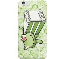 Gateau Matcha Kitty iPhone Case/Skin
