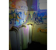 Dreamings - Of a Urinal past Photographic Print