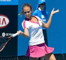 Forehand Grip by Chris Putnam