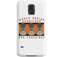 World Series Champions  Samsung Galaxy Case/Skin