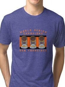 World Series Champions  Tri-blend T-Shirt