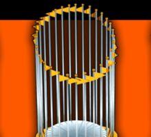 World Series Champions  Sticker