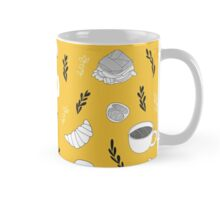 Yellow breakfast Mug