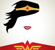 Wonder Woman by robozcapoz