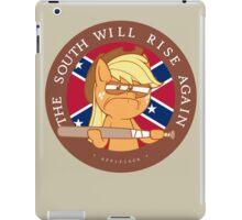 Applejack - The South Will Rise iPad Case/Skin
