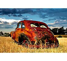 """The Chev"" Photographic Print"