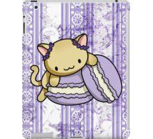 Macaron Kitty iPad Case/Skin