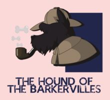 THE HOUND OF THE BARKERVILLES One Piece - Long Sleeve