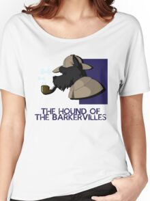 THE HOUND OF THE BARKERVILLES Women's Relaxed Fit T-Shirt