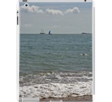 Sail Weymouth A iPad Case/Skin