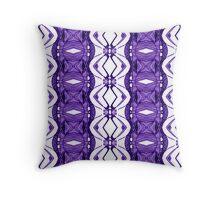 patterns of life - orbis Throw Pillow