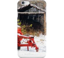 The Old Hay Barn iPhone Case/Skin