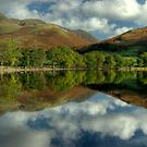 Buttermere...October Reflections by Jamie  Green