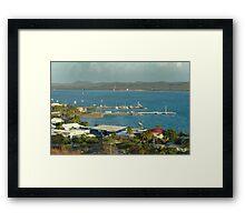 Thursday Island Framed Print