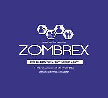 ZOMBREX Ad by Greytel