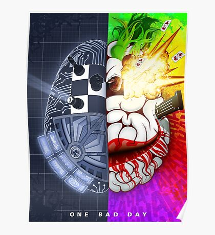 One Bad Day Poster