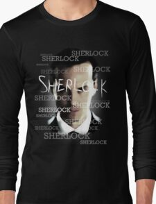 Moriarty's Cell  Long Sleeve T-Shirt